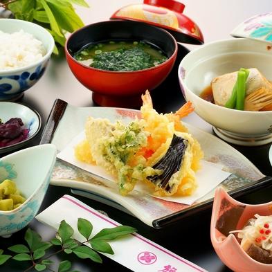 [ ビジネス出張に最適 ]選べる夕食で「刺身定食or天ぷら定食」よりチョイス!期間限定/お気軽2食付