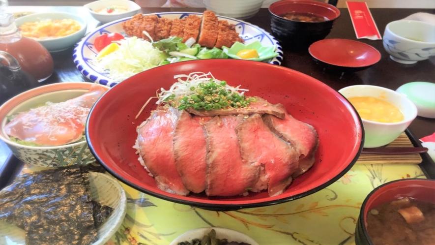 食事券付きプラン提携店舗の料理イメージ【しゃぶしゃぶ たわら屋】