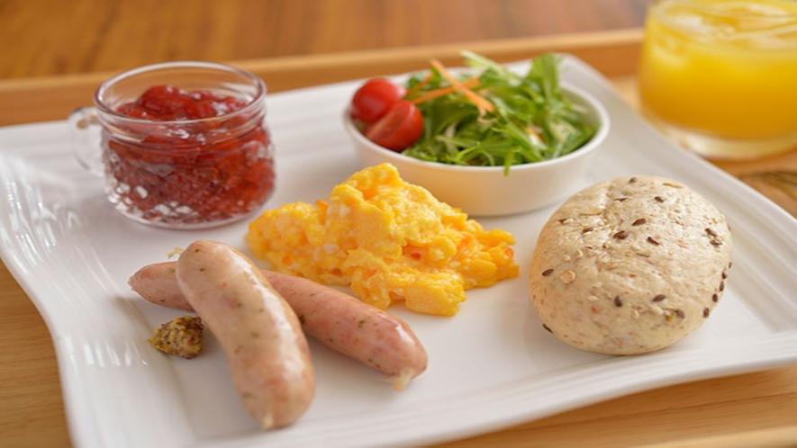 種類豊富な朝食バイキング【朝食イメージ】