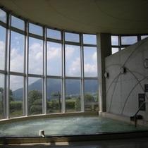 【四季の森温泉】大浴場