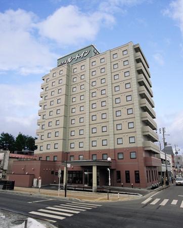 ホテルルートイン 三沢
