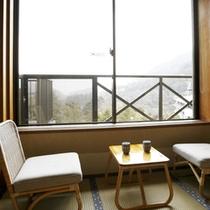 和室6畳からの眺め