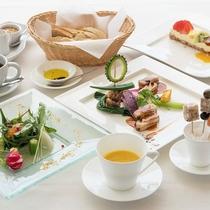 洋食アマワリコース/料理一例