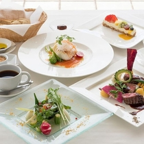 洋食キムタカコース/料理一例