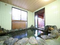 岩風呂(内風呂)