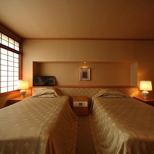 当館に1室しかない貴賓室