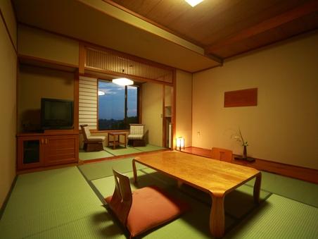 【禁煙】落ち着いた雰囲気のスタンダード和室(8畳〜10畳)