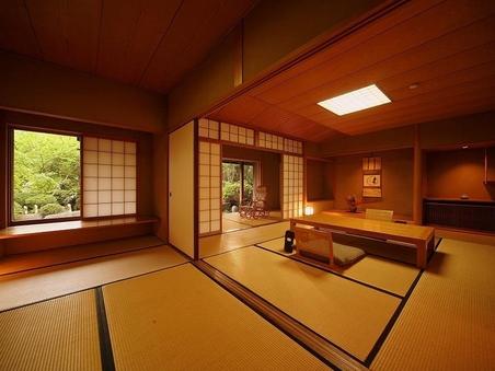 【禁煙】日本の伝統美が息づく離れ家「紅塵庵(こうじんあん)」