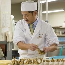 日本料理の伝統を