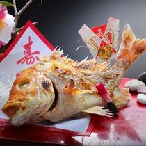 焼き鯛(イメージ)