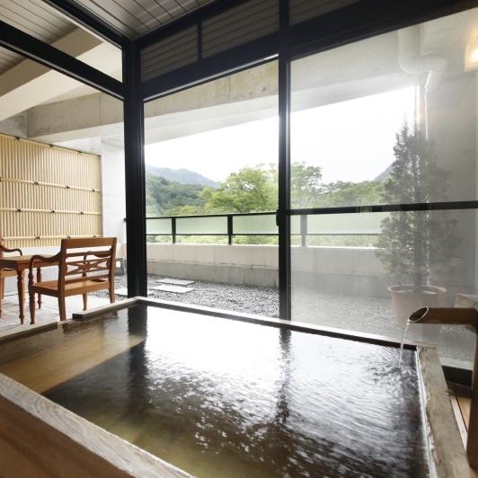 山荘のお部屋 お風呂