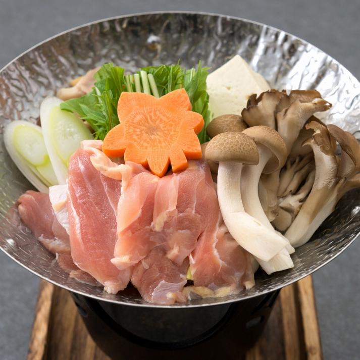 奥久慈軍鶏鍋