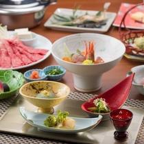 産直鮮魚・地野菜、地元食材、様々な食材を使いご提供しております。