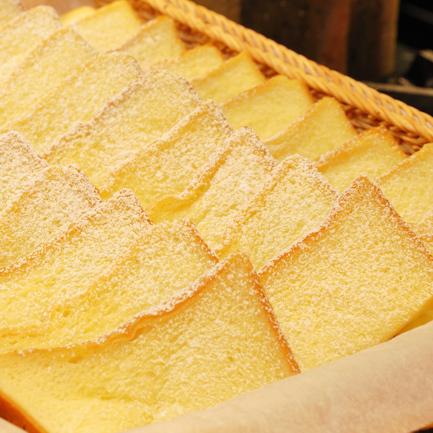 人気のフレンチトースト(朝食)