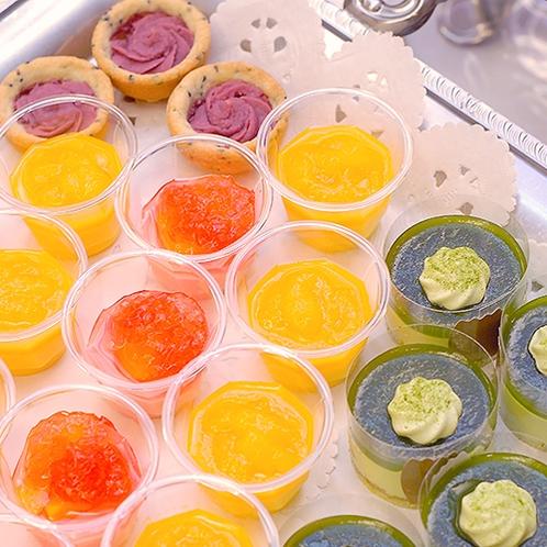 デザート各種♪(一例)