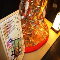 【打掛体験】これぞ日本の和!海外のお客様からも大好評の打掛体験♪