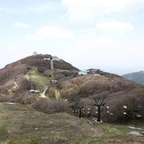 【御在所岳】(当館から山頂までは徒歩で約3時間)