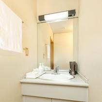 【客室(和室)】洗面台一例