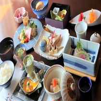 【朝食和定食】料理長こだわりの朝食