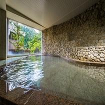【男性大浴場】開湯1300年の歴史あるお湯で癒されてください♪