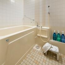 【客室(和室)】お風呂場一例
