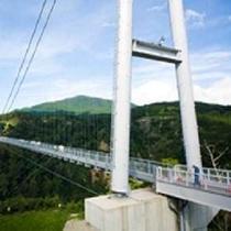 九重夢大吊橋/(当館より車で約60分)