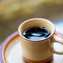 【温泉コーヒー】
