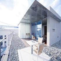 【Residencial Suite】オーシャンビューテラス