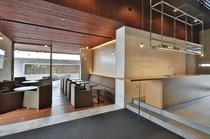 【別邸:Residence Suite】1F/ラウンジ