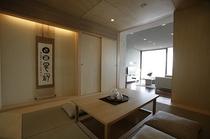 【別邸:Residence Suite】3F/和室
