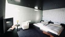 【別邸:Residence Suite】3F/ベッドルーム