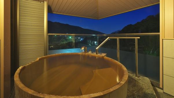 露天風呂付客室和室コーナールーム◆303号室◆「矢車草」