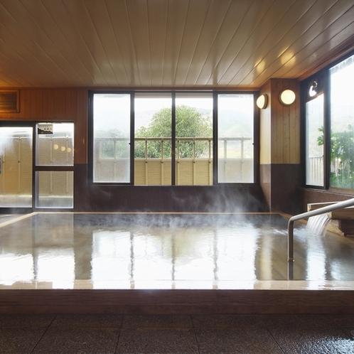 2階古代檜風呂「森の香」