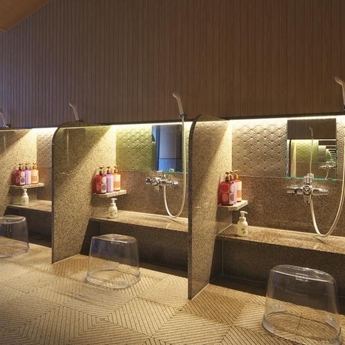2階浴場「森の香」