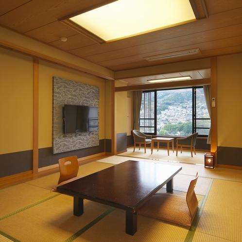 和室japanese style(8畳~12.5畳)最大6名までご利用可能です