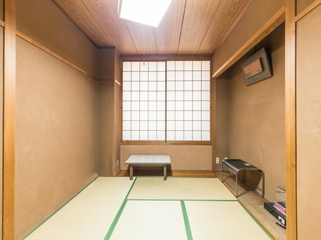 【喫煙】和室二人部屋(バス・トイレ無し)