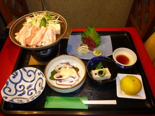 ★料理長オススメ料理★『美味しい夕食付プラン♪』★NEW★【和食処『竹林亭』】に変わりました!
