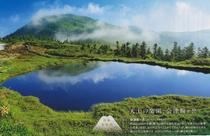 駒ケ岳大池付近