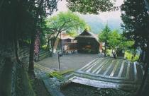 歌舞伎の舞台