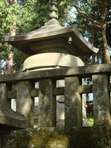 徳川家康墓