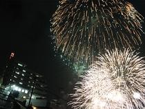 【ガマダス花火大会】花火見物の特等席