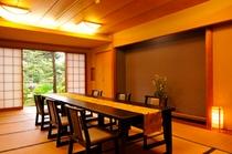 個室食事場所(例)