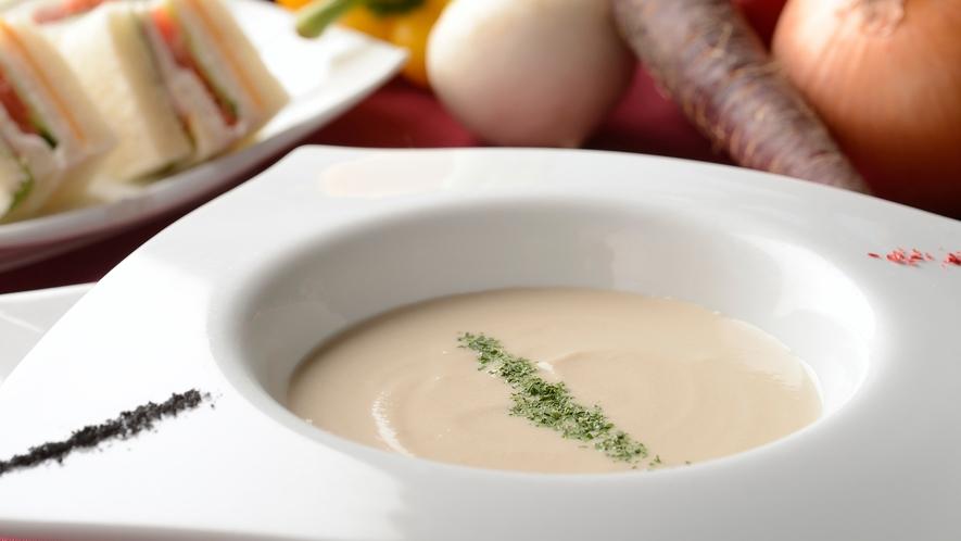 料理体験教室/季節のポタージュスープ