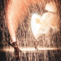 【観光】箸祭り、手筒花火