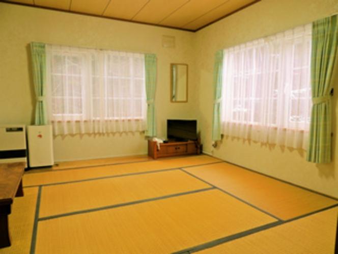 和室8畳【バス・トイレ/ウォシュレット】wifi接続によるインタ-ネットのご利用が無料!
