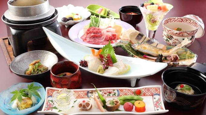 ♪特選旬菜会席【料理グレードUP】〜腕をふるった料理にメイン料理は5種類からチョイス〜♪