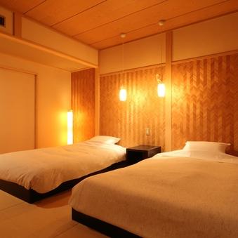 ●和Modern room【ツイン】デザイナーズルーム●
