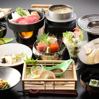 ◆人気No.1【楽天ポイント10倍】〜最大33時間ステイ可能◆メイン料理を5種類から選べる旬菜会席◆