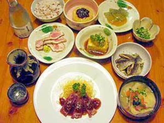 【楽天限定】の特別特典付 九州の地酒を呑む会 2食付きプラン
