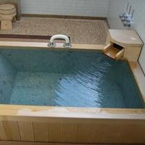 「松風」客室風呂